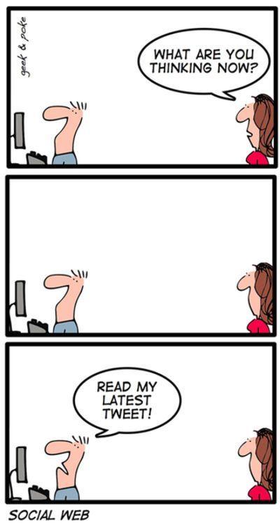 40 Twitter Comics