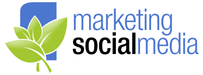 Marketing Social Media Logo