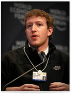 Mark Zuckerberg 2009